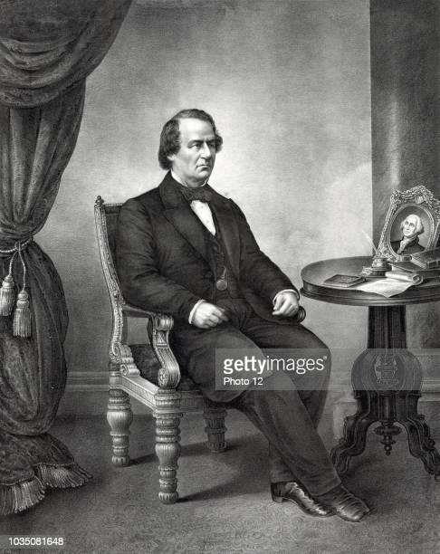 President Andrew Johnson Johnson was the 17th President of the United States serving from 1865 to 1869 He became president as Abraham Lincoln's Vice...