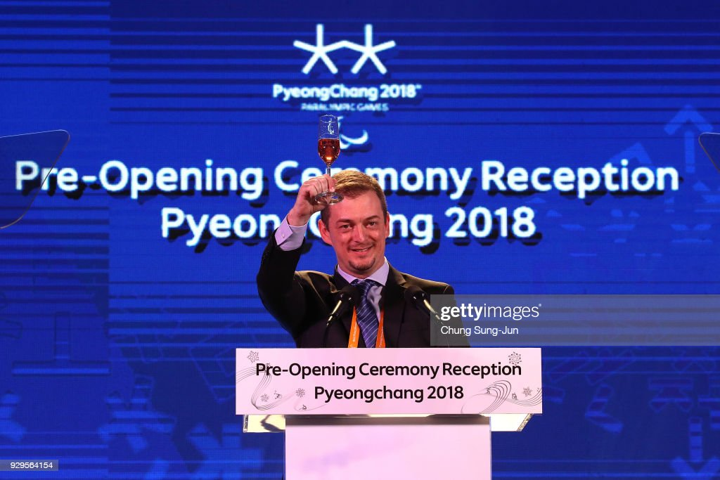 2018 Paralympic Winter Games - Opening Ceremony : News Photo