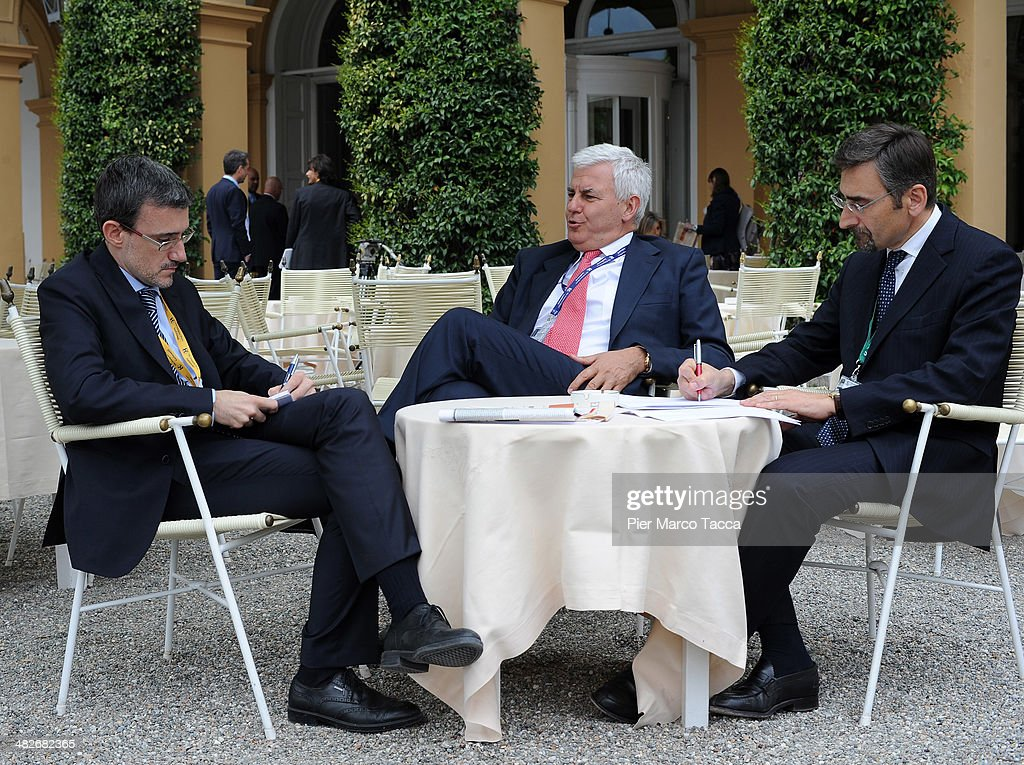 Executives Attend The Ambrosetti Workshop