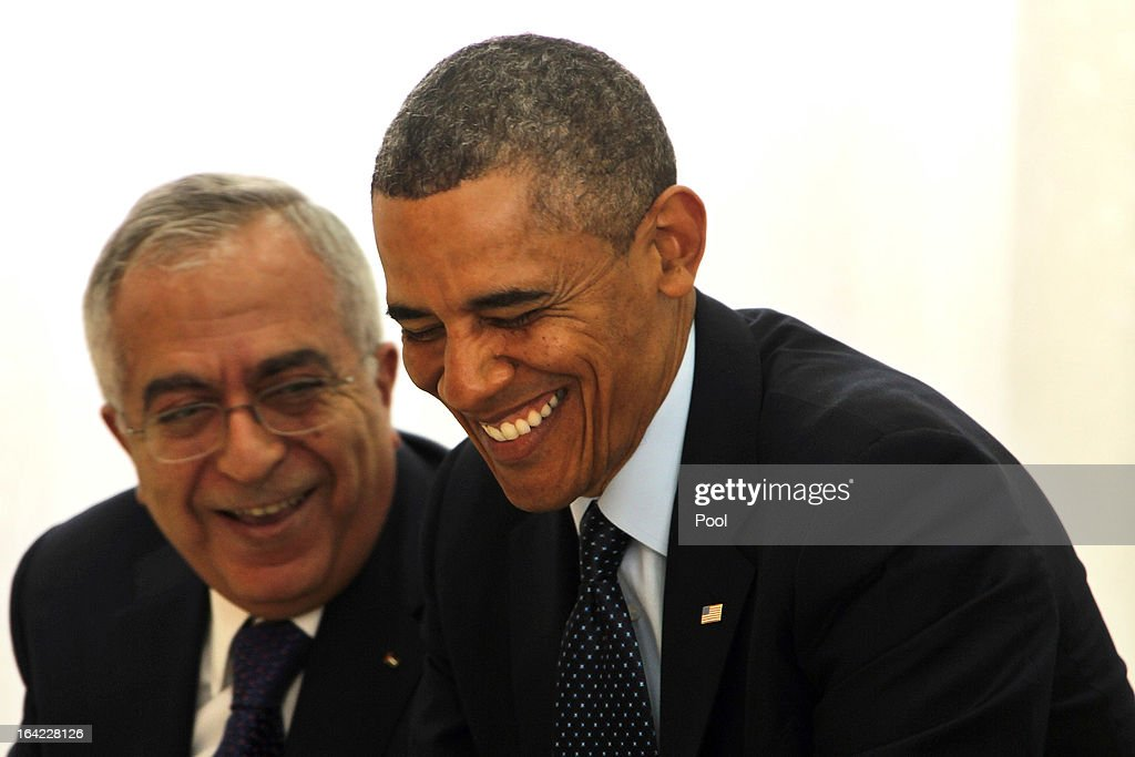 President Obama's Official Visit To Israel And The West Bank Day Two : News Photo