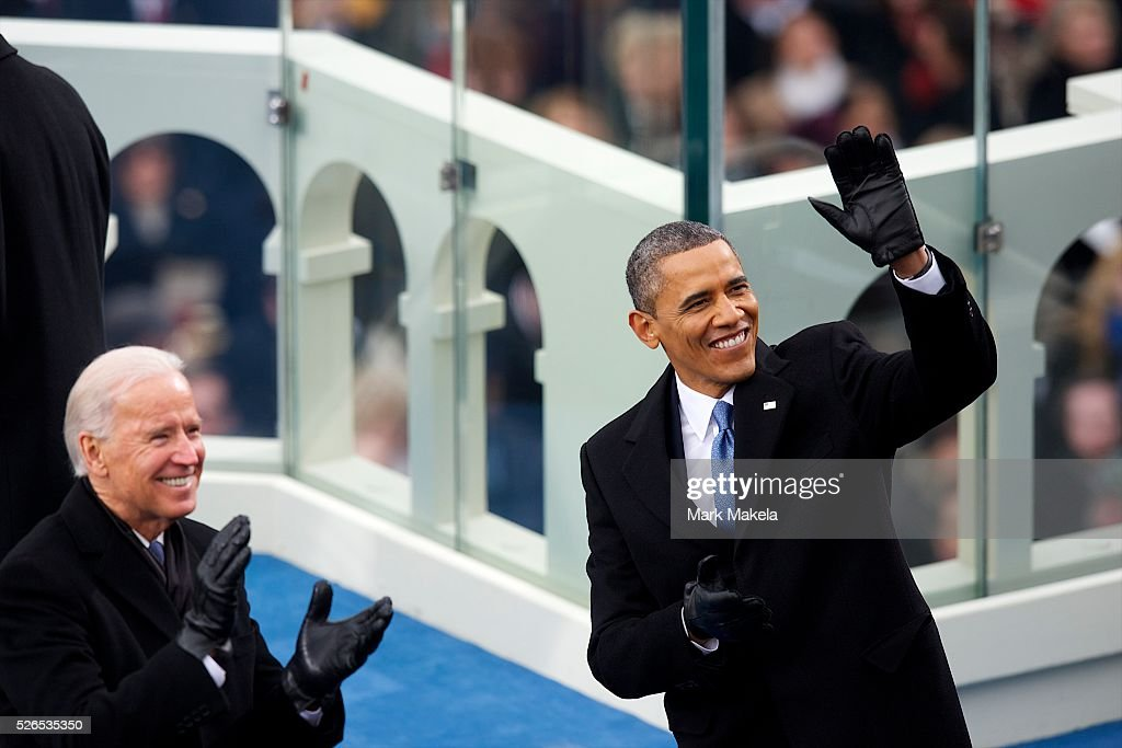 USA- News - President Barack Obama's 57th Inauguration : News Photo