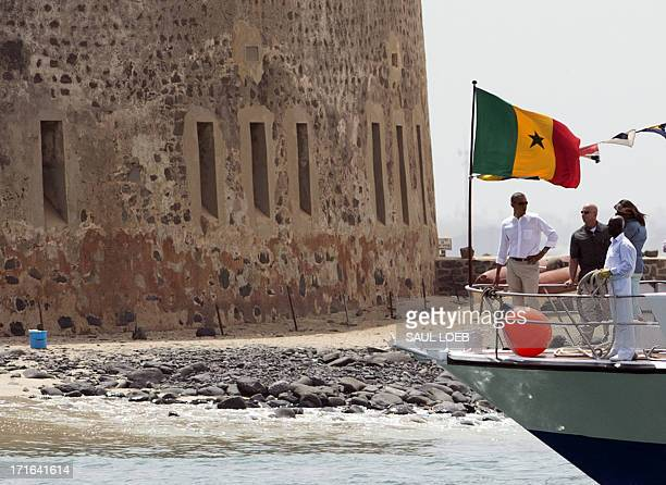 Goree Island Flag