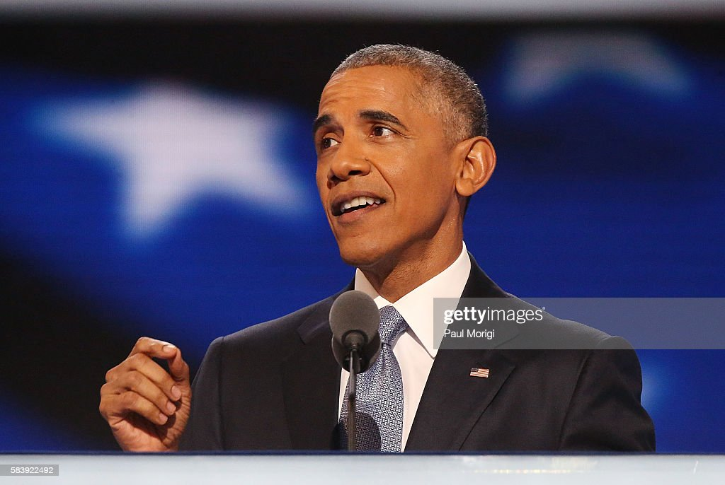 2016 Democratic National Convention - Day 3 : News Photo