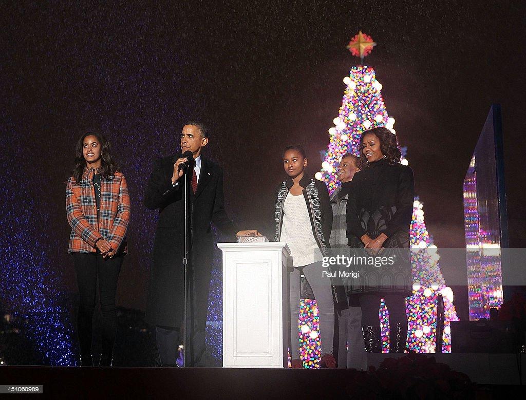2013 National Christmas Tree Lighting