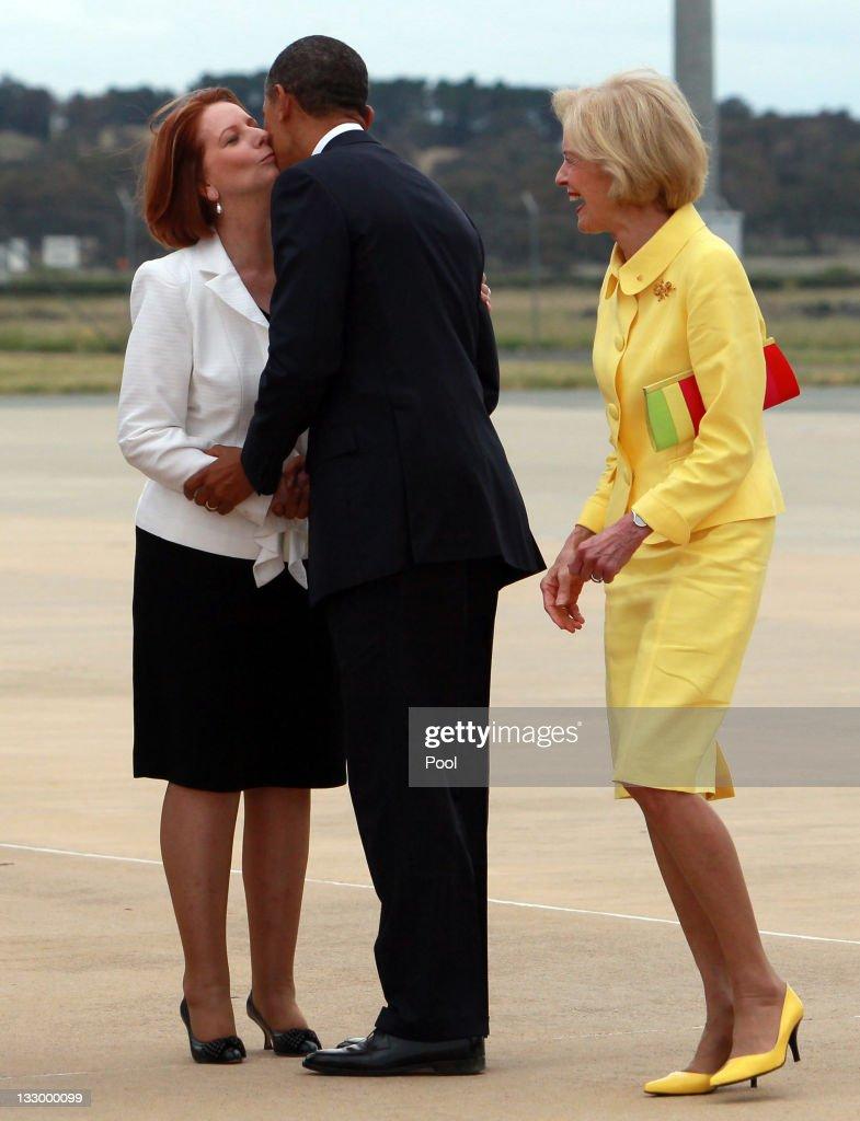 President Obama Visits Australia - Day 1
