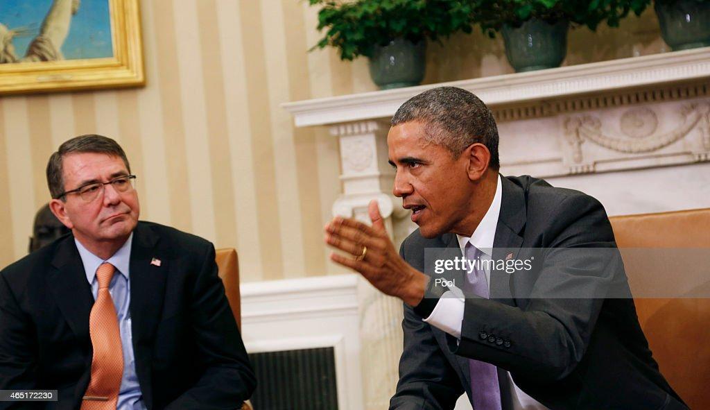 President Barack Obama Gives Remarks On Netanyahu Speech