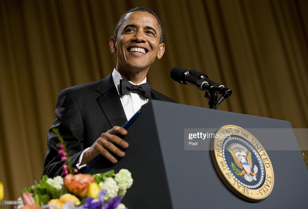 2012 White House Correspondents' Association Dinner : News Photo