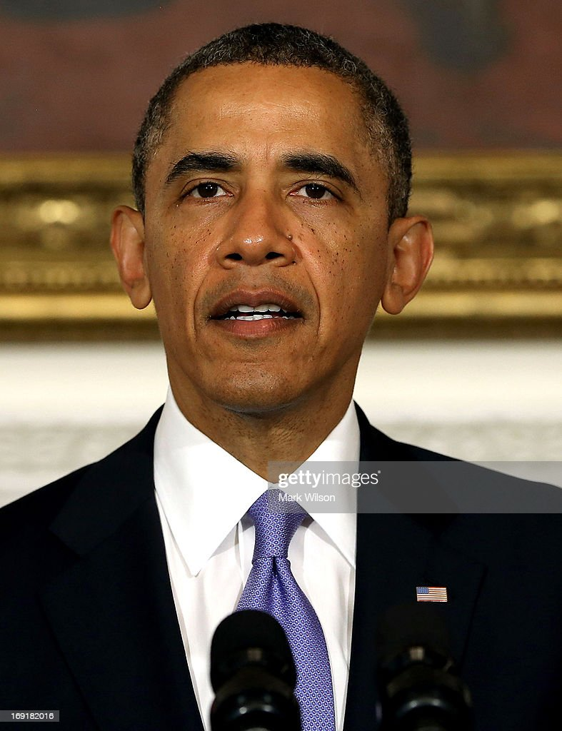 president obama gives statement on the deadly oklahoma tornadoes  u s president barack obama speaks about the tornadoes that impacted oklahoma yesterday in the state dining