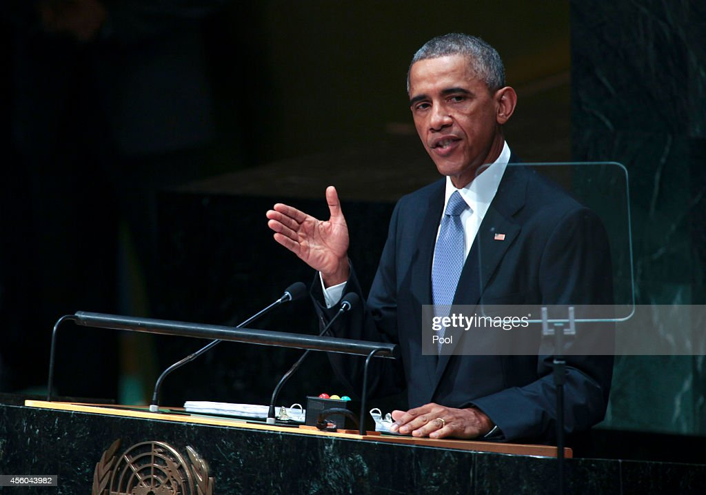 United Nations Hosts World Leaders For Annual General Assembly : News Photo