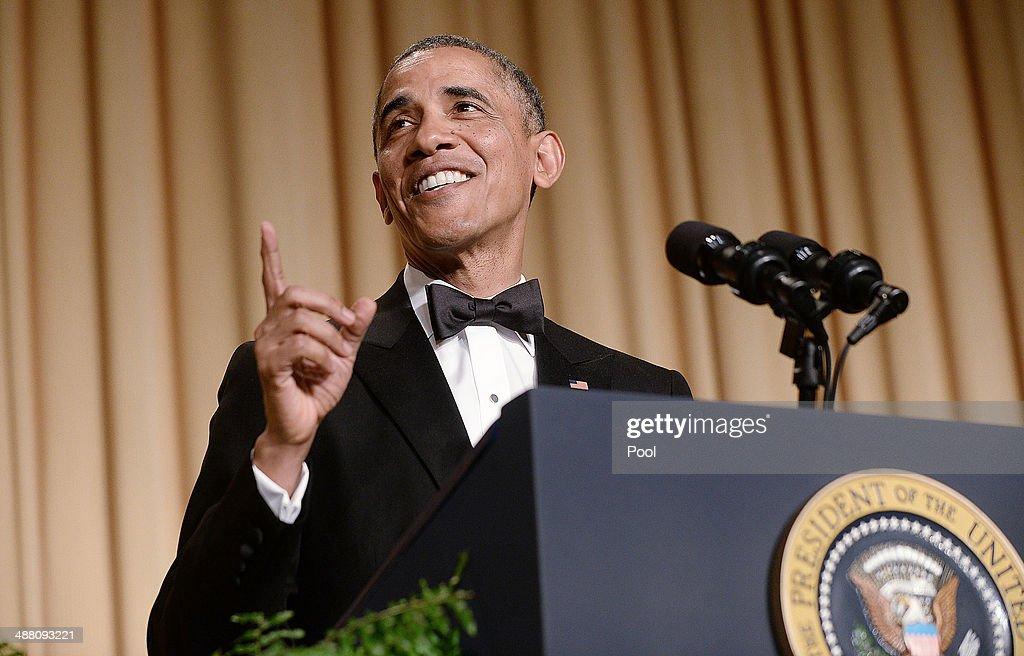 100th Annual White House Correspondents' Association Dinner : News Photo
