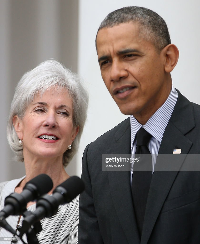 Obama Announces His Choice For Health and Human Services Secretary To Succeed Sebelius