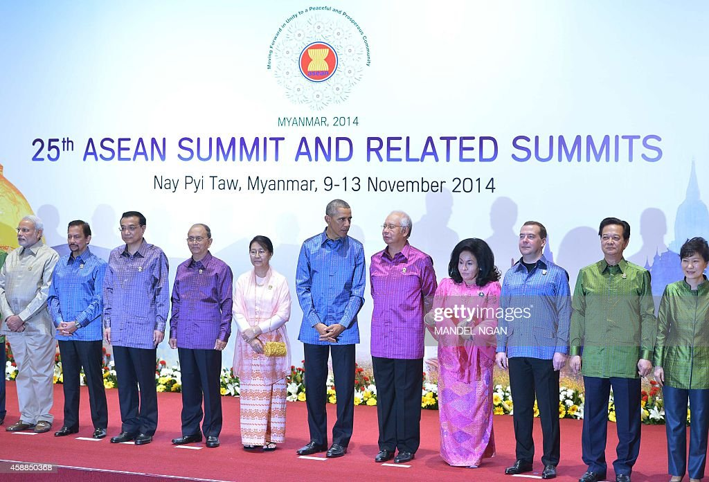 CORRECTION-MYANMAR-ASEAN-DIPLOMACY-US : News Photo