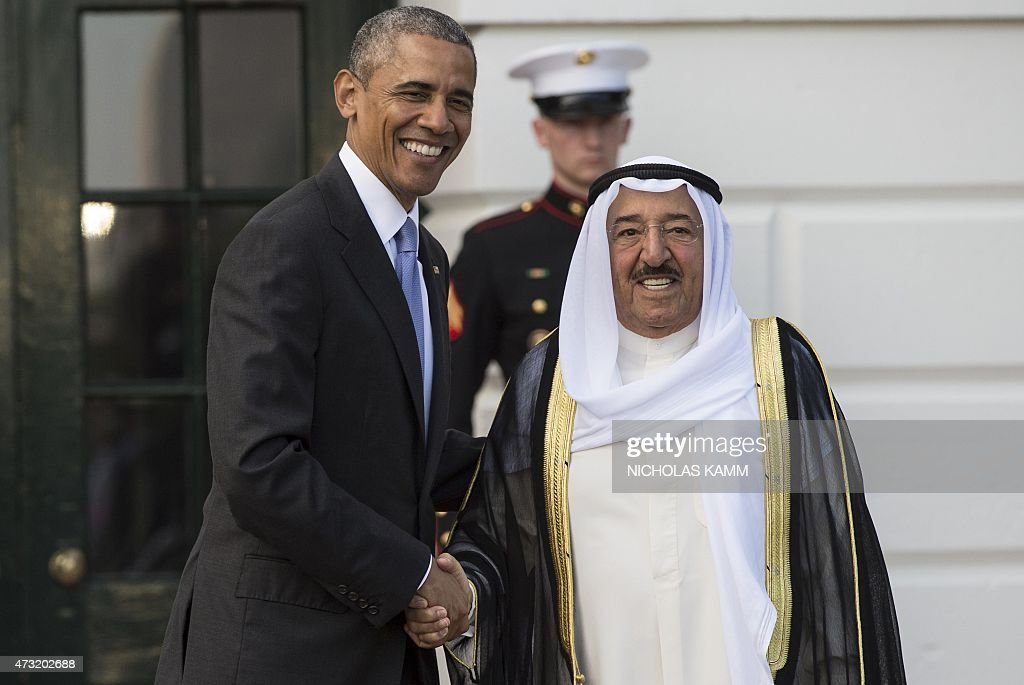 US-DIPLOMACY-GCC-OBAMA : News Photo