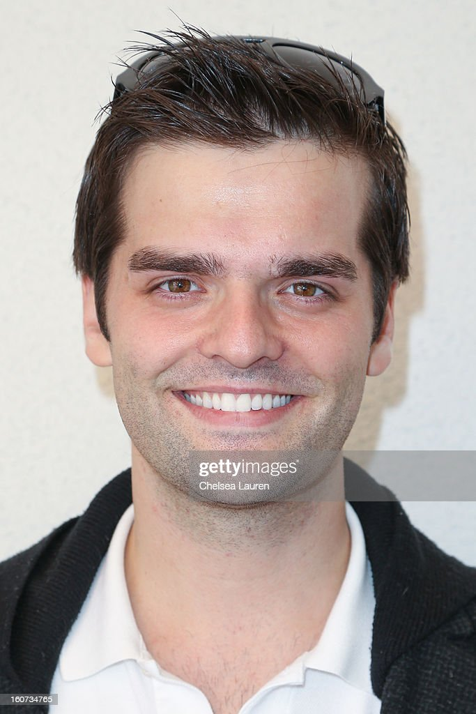 BWDPR president Benjamin Decker attends anti-human trafficking family charity luncheon in support of Unlikely Heroes at Veggie Grill on February 4, 2013 in Los Angeles, California.