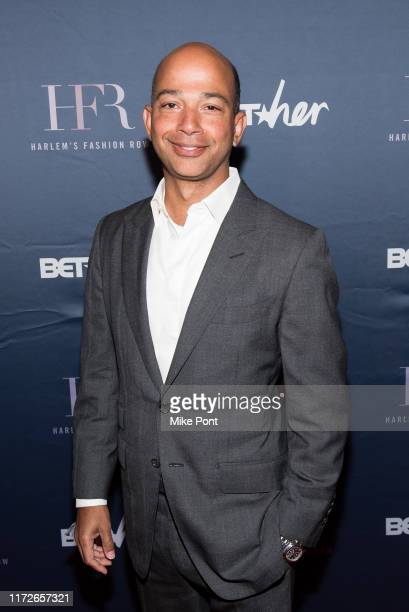 President BET NETWORKS Scott Mills attends Harlem Fashion Row at One World Trade Center on September 05, 2019 in New York City.