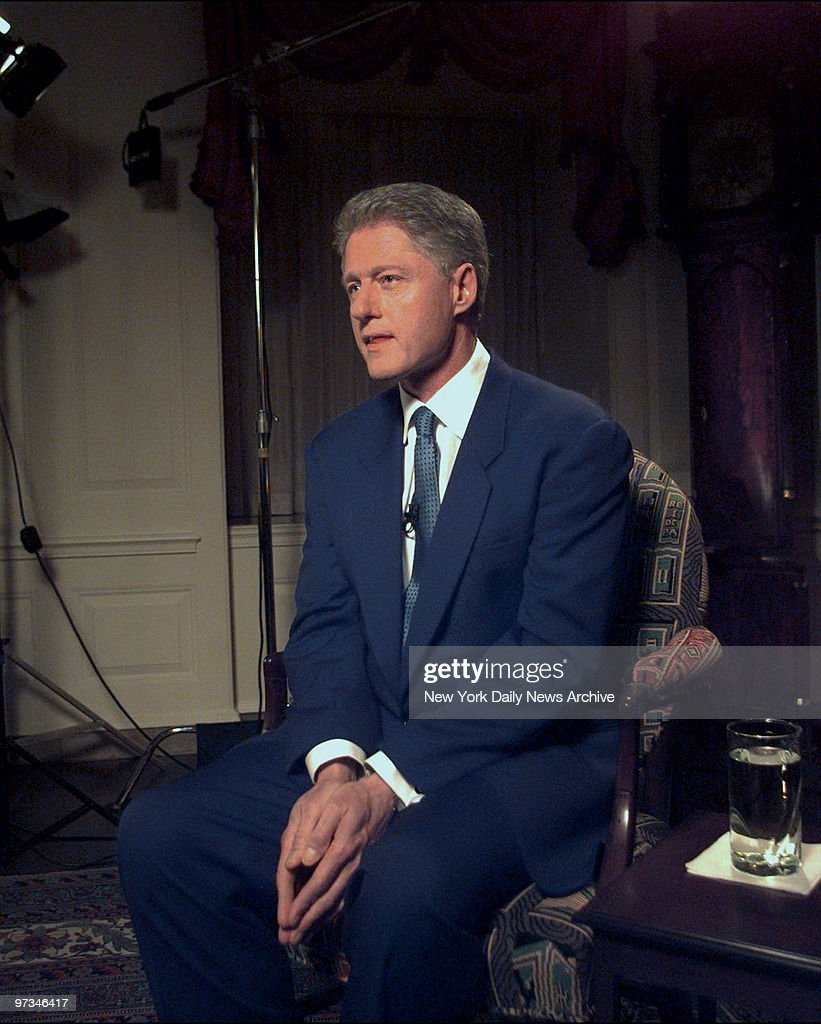 20 Years Since Bill Clinton Admits Lewinsky Affair