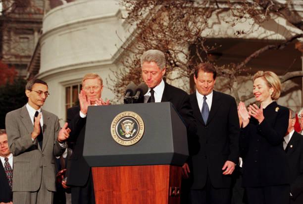 bill clinton impeachment speech