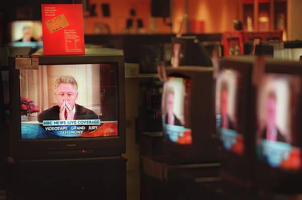 UNS: History Behind The Series: Impeachment - The Clinton Lewinsky Affair