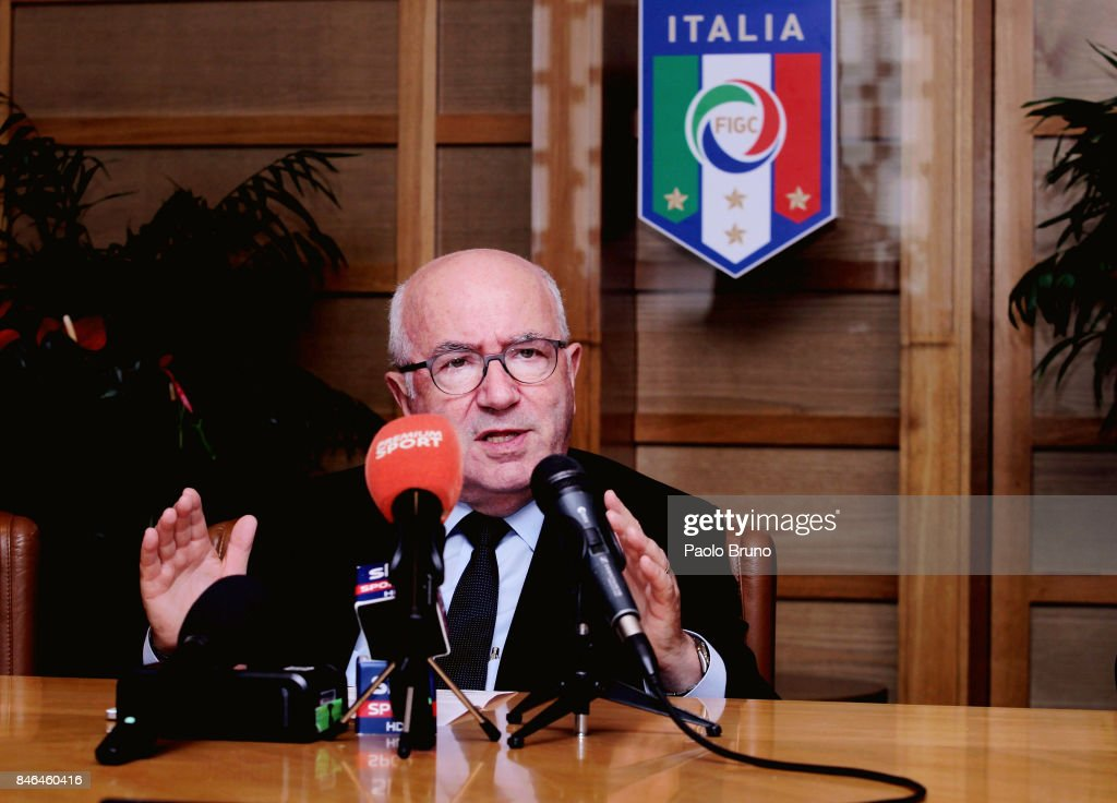Italian Football Federation Federal Council Meeting : Foto di attualità