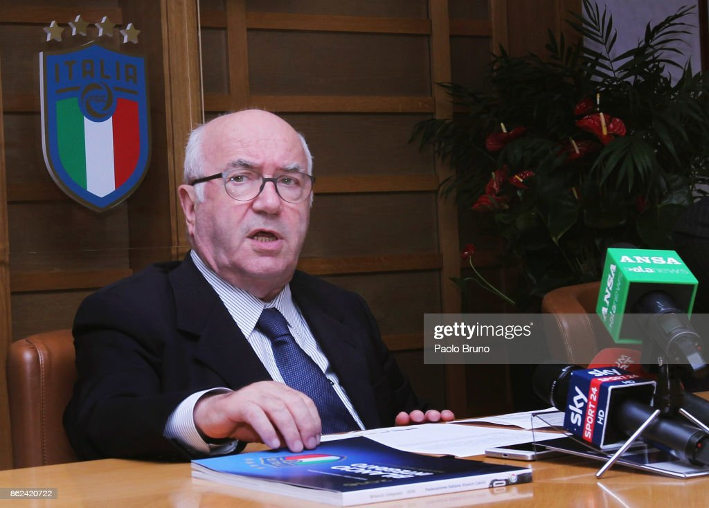 Italian Football Federation Federal Council Meeting