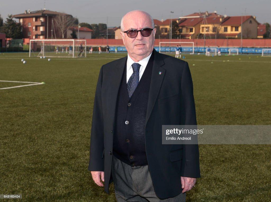 Italian Football Federation Unveils New Federal Training Center In Verano Brianza