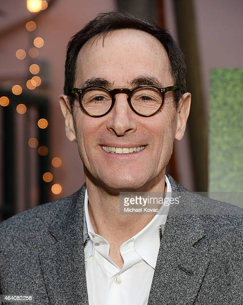 President CEO AMC Networks Josh Sapan attends the AMC Networks and IFC Films Spirit Awards After Party on February 21 2015 in Santa Monica California