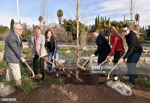 President CEO American Forests Scott Steen SAG Awards Committee Chair JoBeth Williams Actress Katie Lowes City of Los Angeles Board of Public Works...