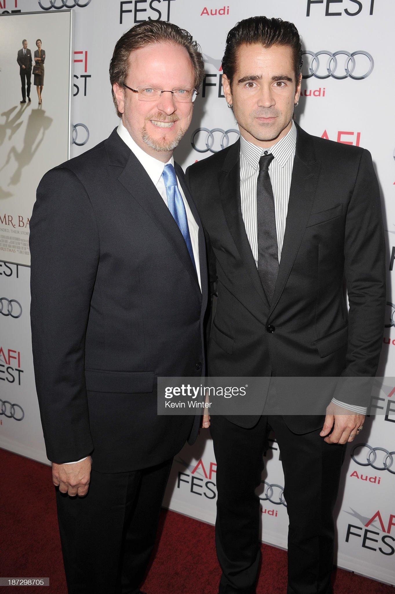 ¿Cuánto mide Colin Farrell? - Altura - Real height President-ceo-bob-gazzale-and-actor-colin-farrell-attend-the-premiere-picture-id187298705?s=2048x2048
