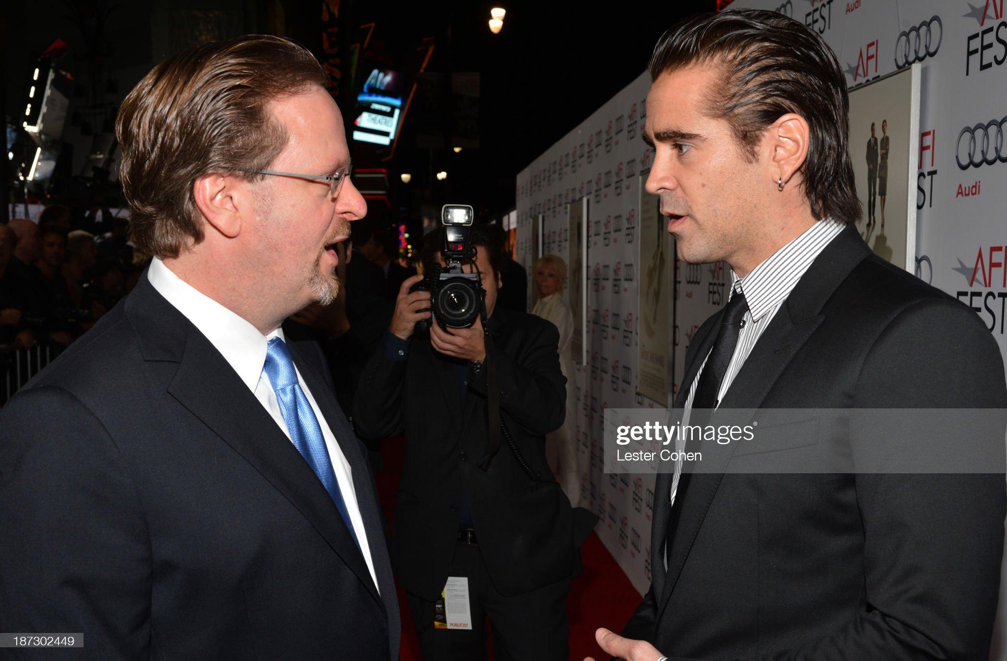 ¿Cuánto mide Colin Farrell? - Altura - Real height President-ceo-bob-gazzale-and-actor-colin-farrell-attend-the-premiere-picture-id187302449?s=2048x2048