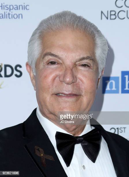 President CEO of NHMC Alex Nogales attends the 21st Annual National Hispanic Media Coalition Impact Awards Gala at Regent Beverly Wilshire Hotel on...