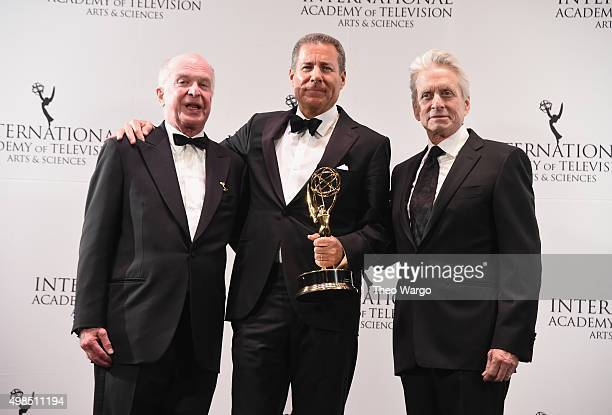 President CEO of of the The International Academy of Television Arts Sciences Bruce Paisner Special Directorate Award Recipient Chairman CEO Home Box...