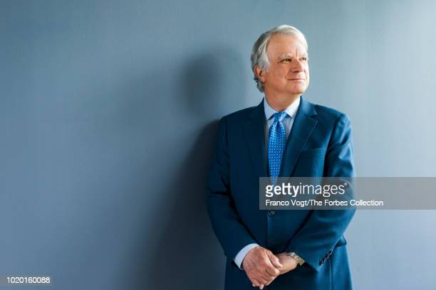 President CEO of Teton Advisors Nicholas F Galluccio is photographed for Forbes Magazine on May 14 2018 in Rye New York PUBLISHED IMAGE CREDIT MUST...