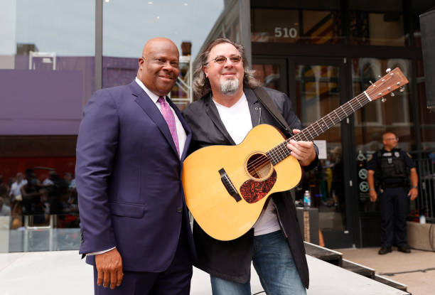 TN: The National Museum Of African American Music Dedication
