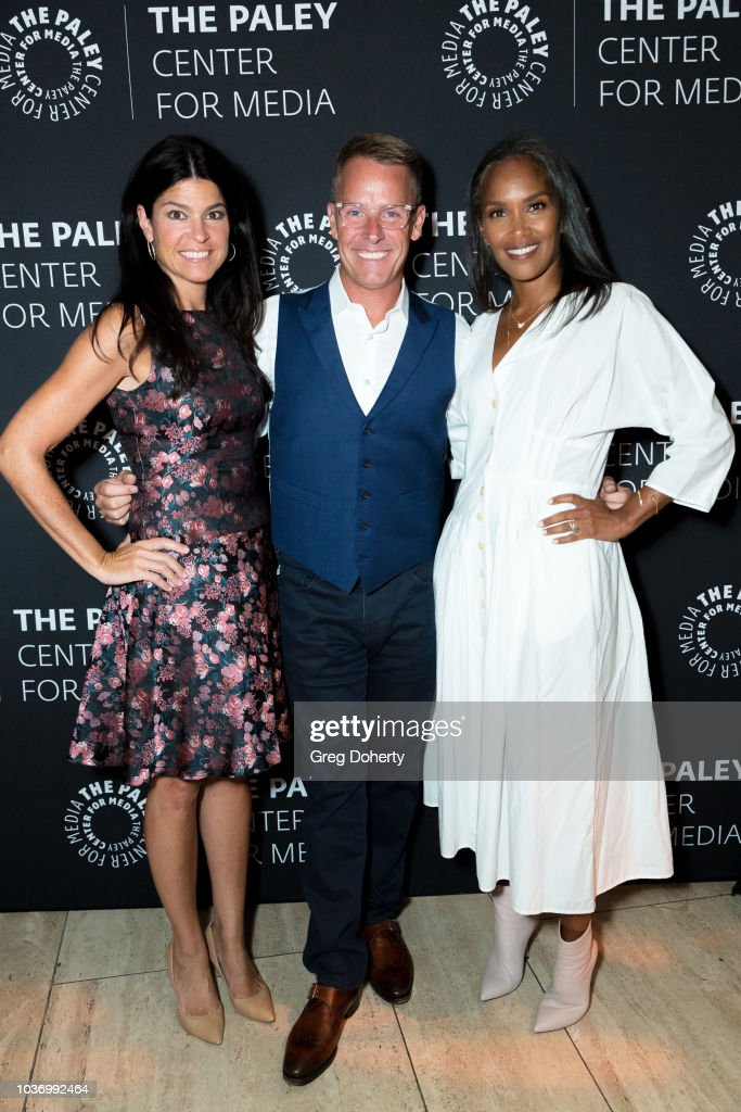 The Paley Center For Media Presents OWN's Erik Logan In Conversation With Special Guest Mara Brock Akil