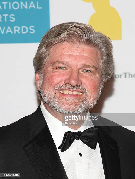 President CEO Robert L Lynch attends the 2011 National Art Awards at Cipriani 42nd Street on October 17 2011 in New York City