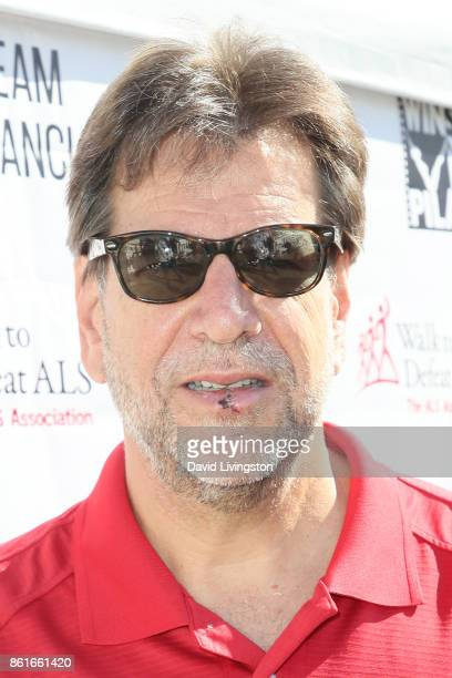 President CEO The ALS Association Golden West Chapter Fred Fisher attends Nanci Ryder's Team Nanci at the 15th Annual LA County Walk to Defeat ALS at...