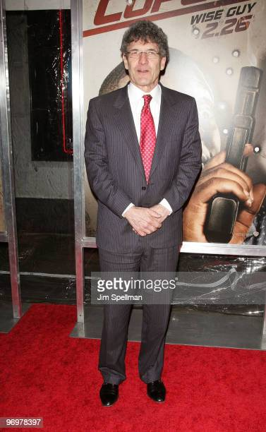President Chief Operating Officer of Warner Bros Alan Horn attends the premiere of Cop Out at AMC Loews Lincoln Square 13 on February 22 2010 in New...