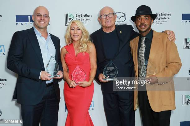 President Chris Silberman Lori Greiner Steve Soboroff and Terry Williams attend Big Brothers Big Sisters Of Greater Los Angeles Big Bash Gala...