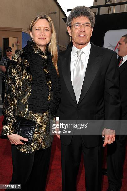 President & COO of Warner Bros. Entertainment Alan Horn and Cindy Horn arrive at AFI's 39th Annual Achievement Award Honoring Morgan Freeman at Sony...