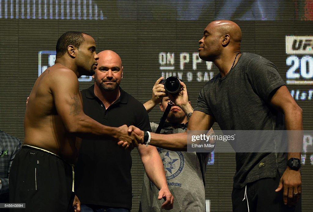 UFC 200 - Weigh-in