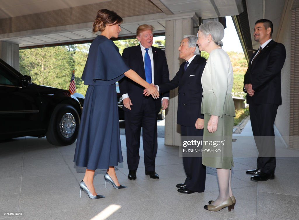 JAPAN-US-DIPLOMACY : News Photo