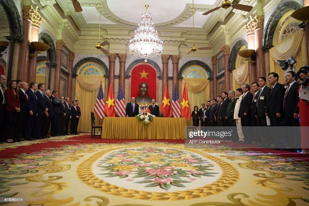 VIETNAM-US-DIPLOMACY : News Photo