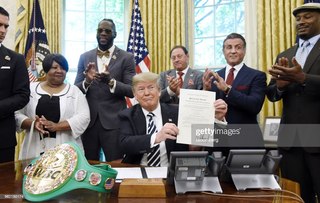 President Trump Pardons Boxer Jack Johnson 105 Years After Conviction
