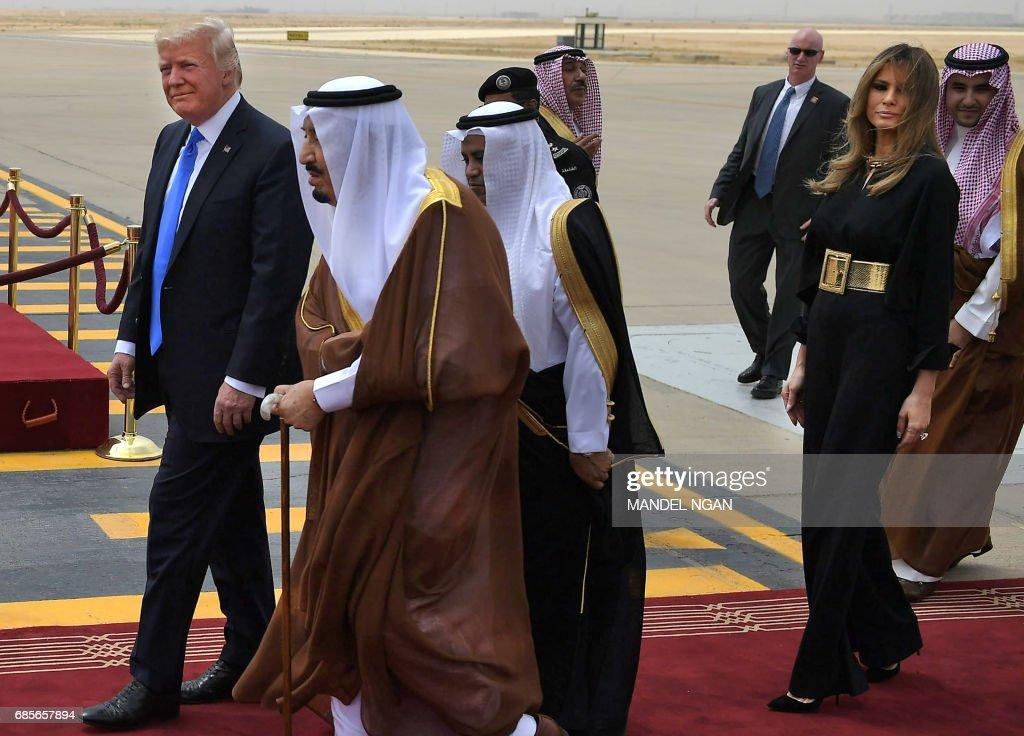 US-SAUDI-DIPLOMACY : News Photo