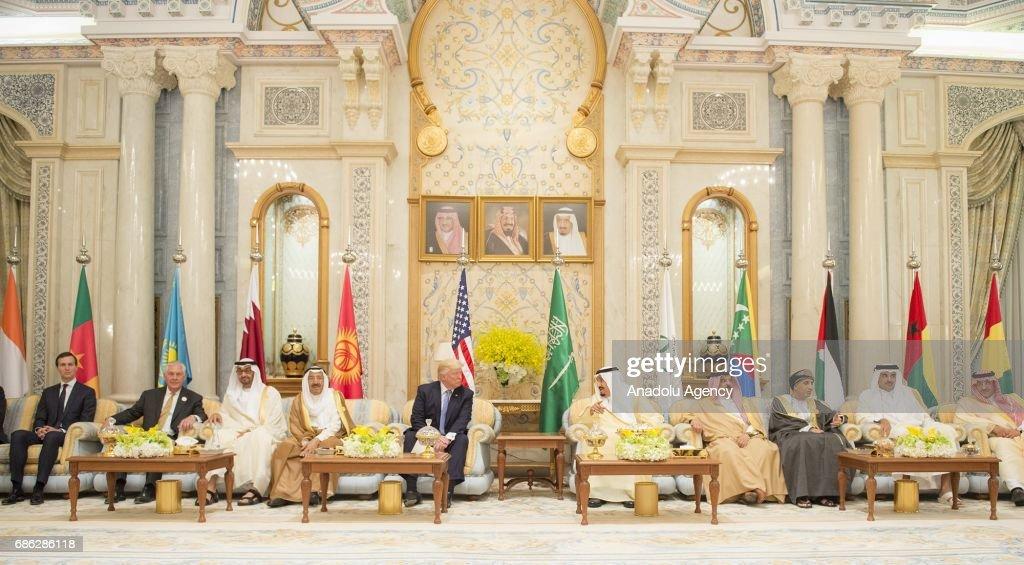 US-Gulf summit opens in Saudi capital : News Photo