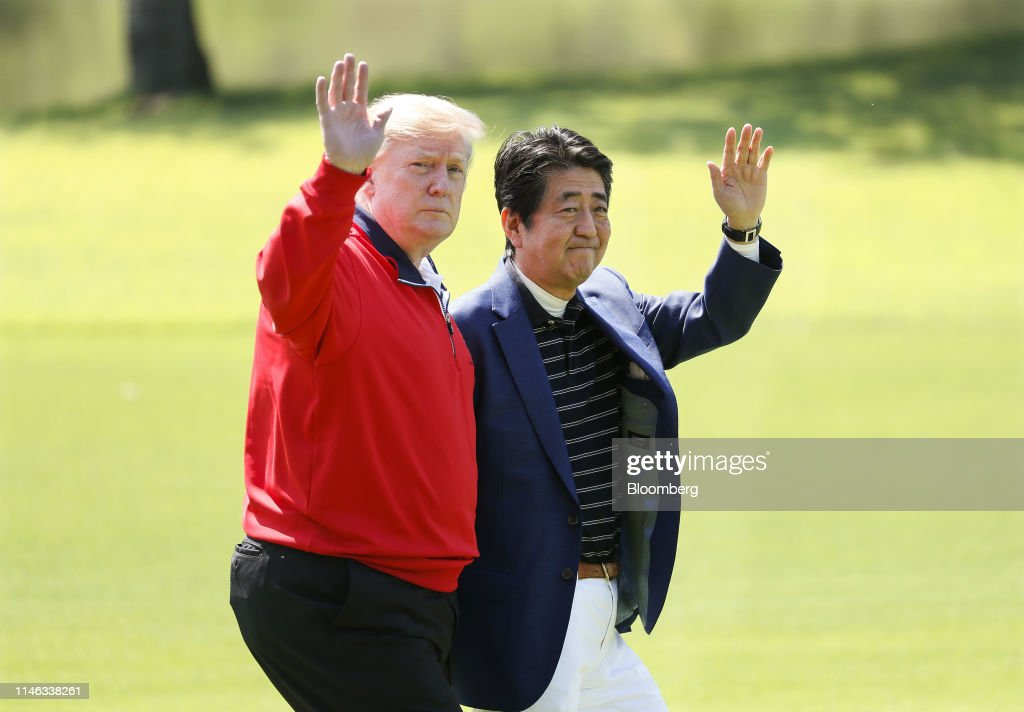 JPN: Day Two of President Trump's Visit to Japan