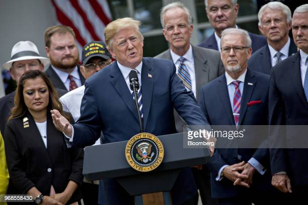 21 President Trump Participates In The Signing Ceremony For S 2372