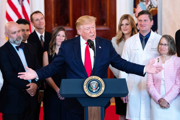 DC: President Trump Signs Executive Order On Improving Price And Quality Transparency In Healthcare