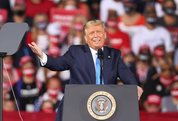 FL: President Trump Hosts A Great American Comeback Campaign Event In Jacksonville