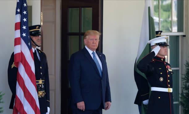 DC: President Trump Hosts Pakistan's Prime Minister Imran Khan At White House